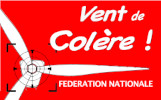 Logo de la f�d�ration nationale Vent de Col�re